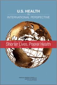 U.S. Health in International Perspective: Shorter Lives, Poorer Health / Imagem: http://www.nap.edu/catalog.php?record_id=13497