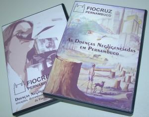 Produção será distribuída para bibliotecas, videotecas e prefeituras do estado (Imagem: Fiocruz PE)