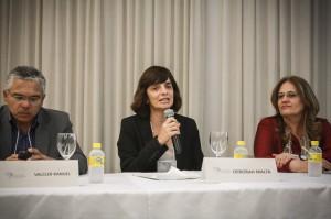 Agenda está sendo trabalhada no mundo inteiro e discutida pela OMS e organizações regionais de saúde (Imagem: Keila Vieira)