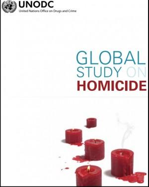 Brasil registra mais de 10% de homicídios