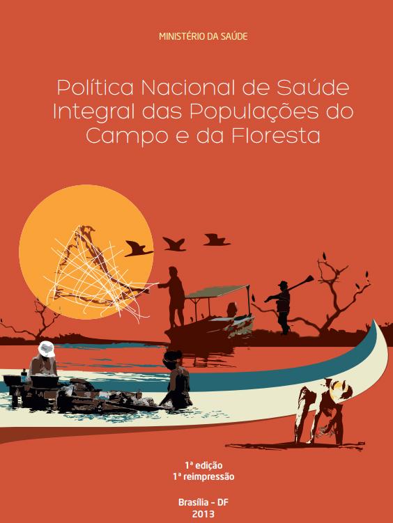 Política foi publicada em 2013 e pode ser acessada no site do Ministério da Saúde (Imagem: reprodução)