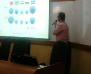 Jorge Magalhães falou sobre Big Data