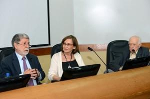 Celso Amorim na ENSP/ Imagem: Informe ENSP