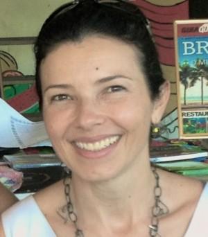Andreia Setti, do Projeto Bocaina/ Foto: arquivo pessoal