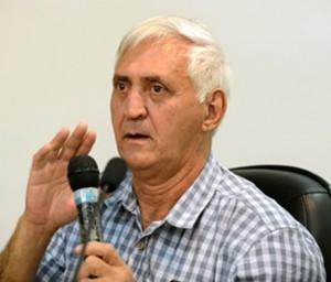Luciano Toledo falou sobre o monitoramento no entorno do Comperj/ /Foto: Virgínia Damas/ENSP/Fiocruz
