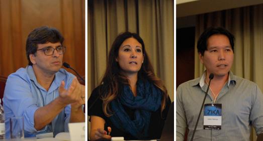 Do impacto social às metodologias da biologia de sistemas, pesquisadores apresentaram diferentes estratégias para o enfrentamento do vírus zika (foto: Gutemberg Brito, IOC/Fiocruz)
